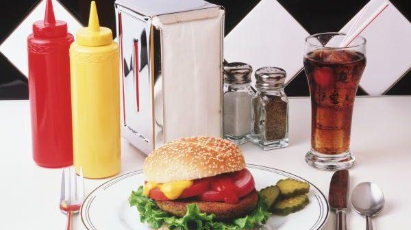 Fast Food Menü