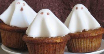 Deko-Tipps für Halloween Muffins