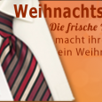 Empfehlen Sie unsere Webseite weiter und nehmen Sie an unserem Gewinnspiel teil! Die ersten 10 Teilnehmer drfen sich auf je eine Krawatte bzw. ein Damentuch freuen. Die Gewinne werden, in...
