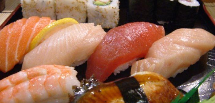 sushi arten die frische k che. Black Bedroom Furniture Sets. Home Design Ideas