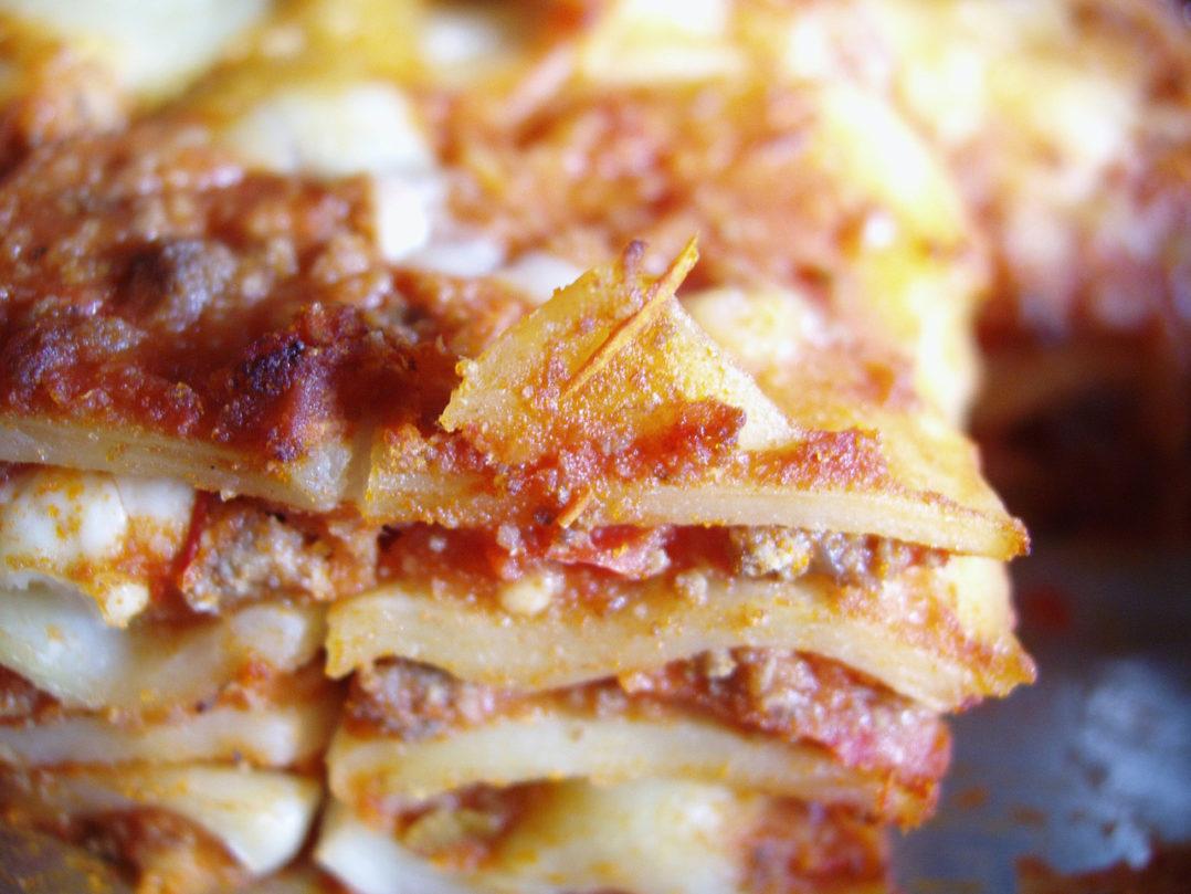 was hat mehr kalorien lasagne mit gemüse oder lasagne